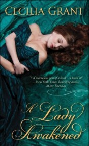 A Lady Awakened (Blackshear Family, #1)