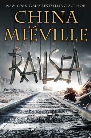 Railsea by China Miéville