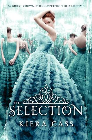 Book cover for The Selection by Keira Cass