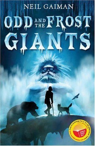 Book cover for Odd and the Frost Giants by Neil Gaiman