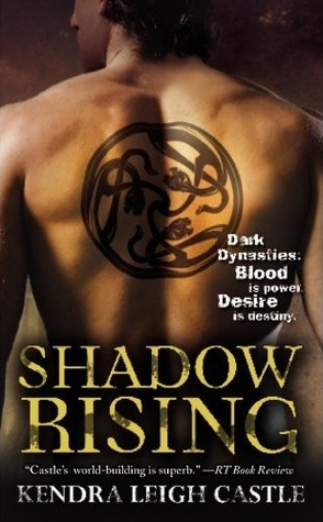 Shadow Rising (Dark Dynasties, #3)