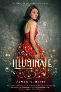 Illuminate (Gilded Wings, #1)