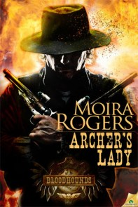 Archer's Lady (Bloodhounds, #3)