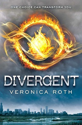 Diverget Veronica Roth cover