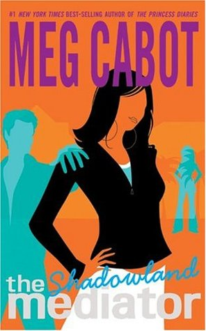 shadowland (the mediator) - meg cabot