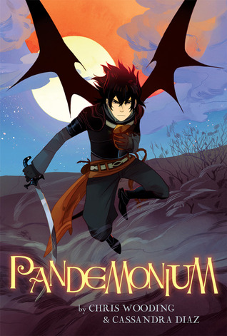 Pandemonium by Chris Wooding and Cassandra Diaz
