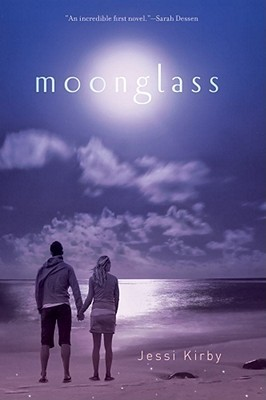 Book cover for Moonglass by Jessi Kirby