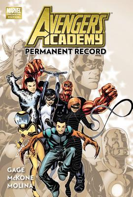 Avengers Academy Vol 1: Permanent Record