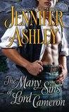The Many Sins of Lord Cameron (Highland Pleasures, #3)