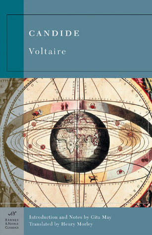 book cover image of Candide by Voltaire