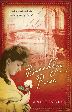 Brooklyn Rose cover taken from GoodReads