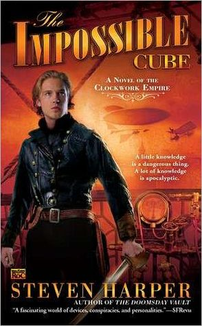 The Impossible Cube (Clockwork Empire #2)