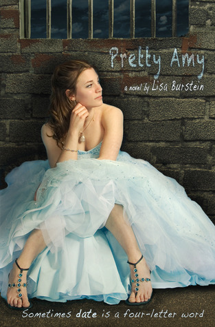 Book cover for Pretty Amy by Lisa Burstein