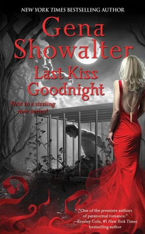 Last Kiss Goodnight (Otherworld Assassin, #1)