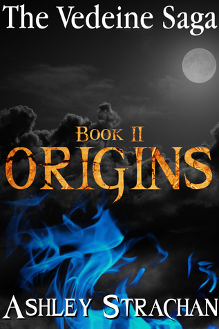 Origins (The Vedeine Saga, #2)