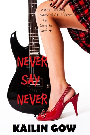 Book Cover of Never Say Never (Never Knights, #1) by Kailin Gow