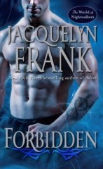 Forbidden (The World of Nightwalkers, #1)
