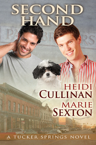 Second Hand by Heidi Cullinan and Marie Sexton