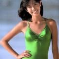早見優【懐かしのアイドル】垢抜けていた夏色のビキニ&パンチラお宝セクシー画像