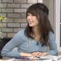 宇垣美里アナ『あさチャン』降板直前におっぱいを2回もデスクに乗っける大サービスw