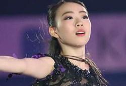女子フィギュア期待の新星 紀平梨花(16)のエロ目線でまとめたお尻マンスジ画像