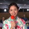 田中瞳アナ[テレ東]『モヤさま』抜擢前の胸チラ&パンチラなどテレ東お仕事まとめ