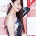 深田恭子 光沢感あるのミニスカドレスでおっぱい&ボディーライン丸出しw