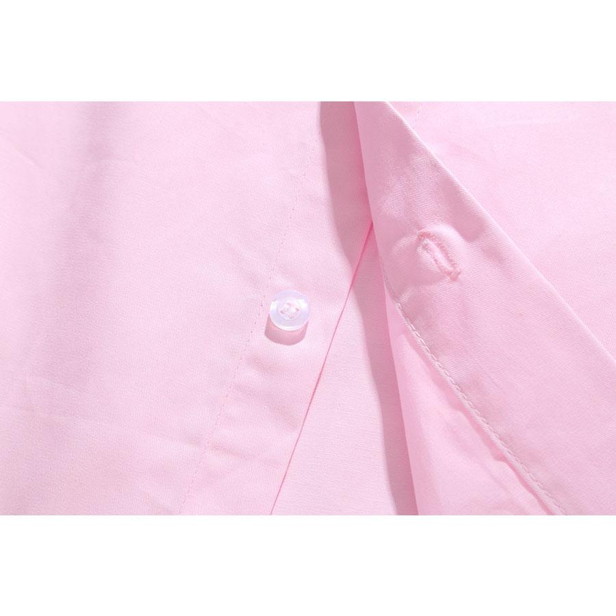 HITO.BP全臺獨家訂製.紮實布料素面長袖襯衫|HITO本舖