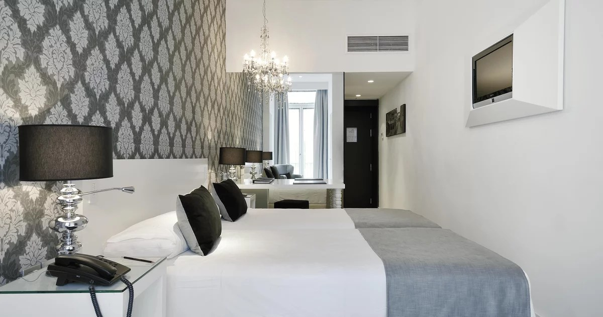 Hotel Hotel Vincci Baixa Lisbon Lisbon Booking And Prices