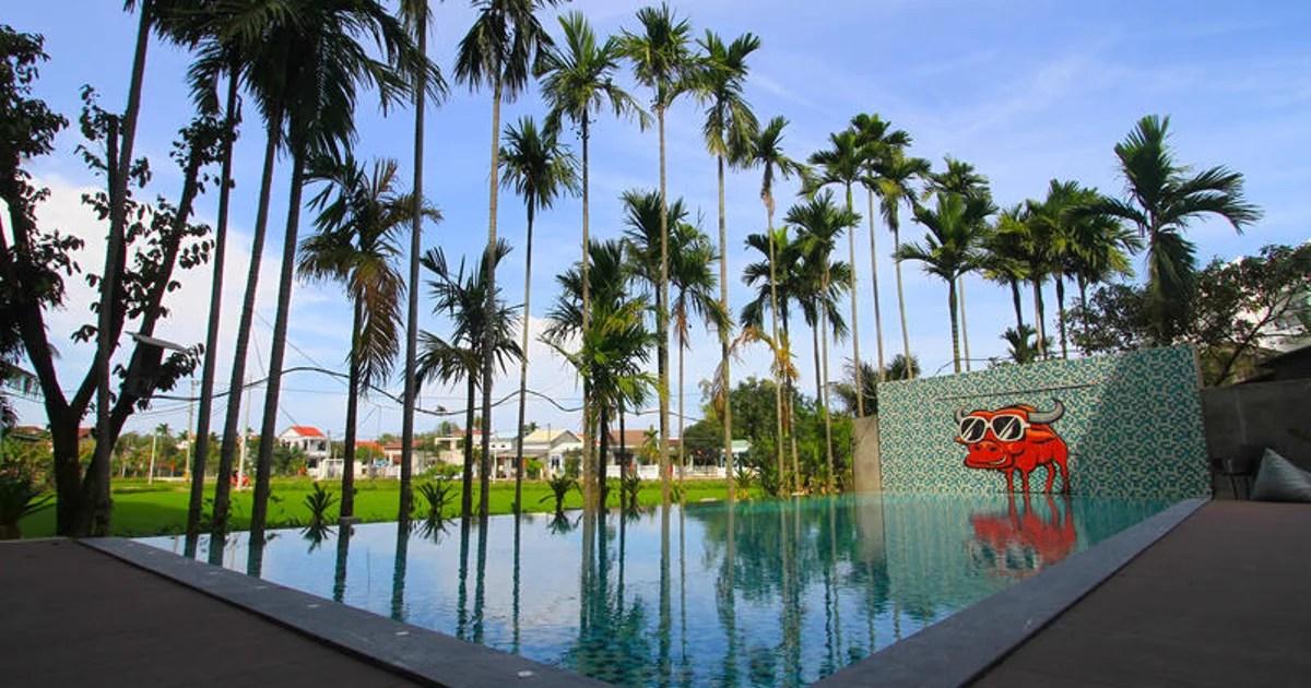 Hotel Vietnam Backpacker Hostels Hoi An Hoi An Hoi An