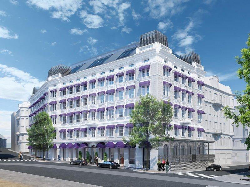 Hotel Sans Souci Wien