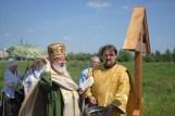 07 - Освящение закладного креста