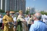 08 - Освящение закладного креста