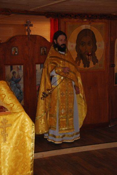 5 - Первая Божественная литургия