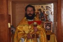 13 - Первая Божественная литургия