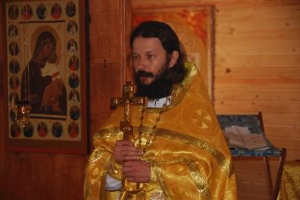 14 - Первая Божественная литургия