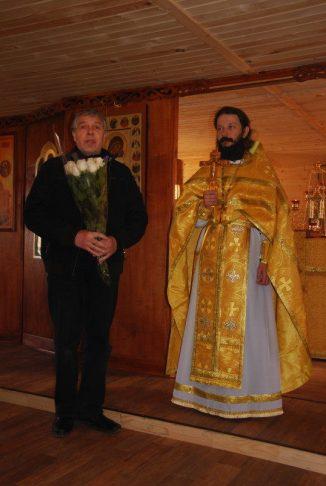 15 - Первая Божественная литургия