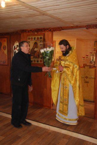 16 - Первая Божественная литургия