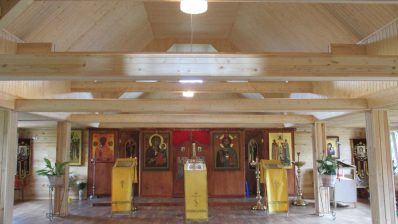 3 - своды храма
