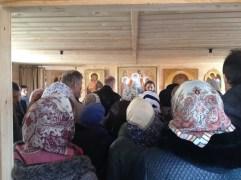 17 - молебен о строительстве храма