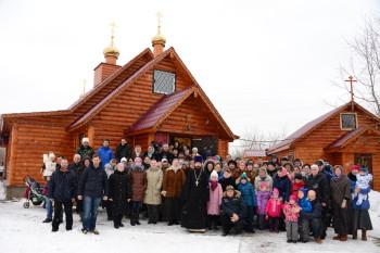 Буклет о строительстве 200 храмов Москвы