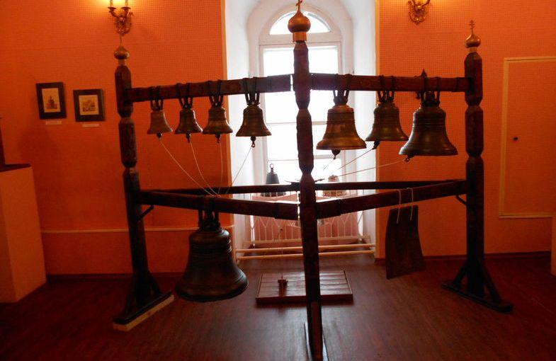 18 марта 2017г. Воскресная школа посетила музей колокольного звона