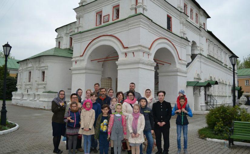 Паломническая поездка в Николо-Перервинский монастырь