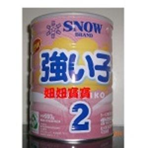 雪印強子2號較大嬰兒奶粉900g