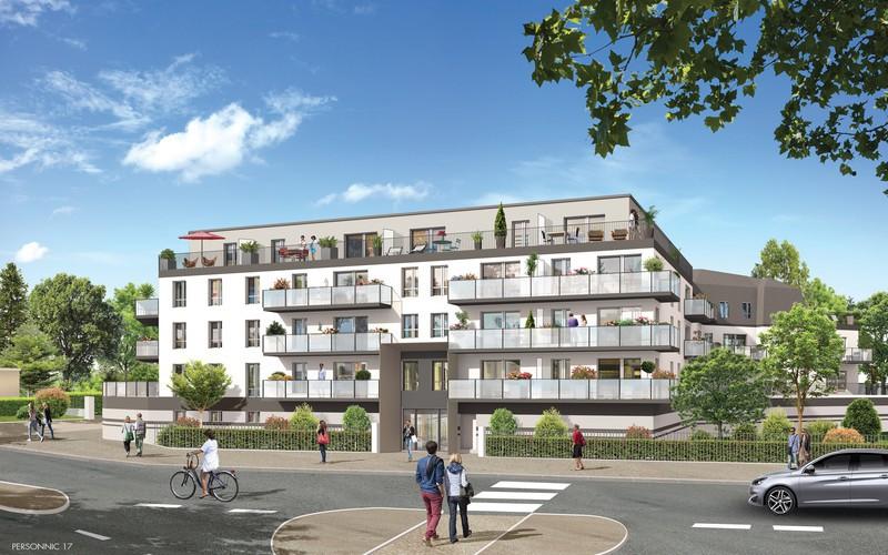 Quartier Wilson Dijon  immoFavoris