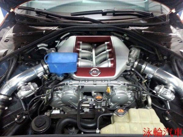 NISSAN GT-R R35維修保養