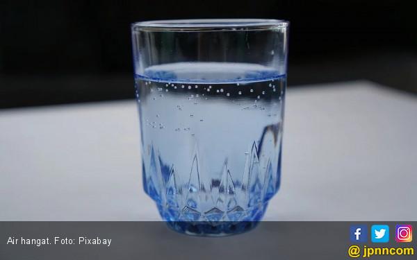Minumlah Air Hangat dan Rasakan Sensasinya  Lifestyle
