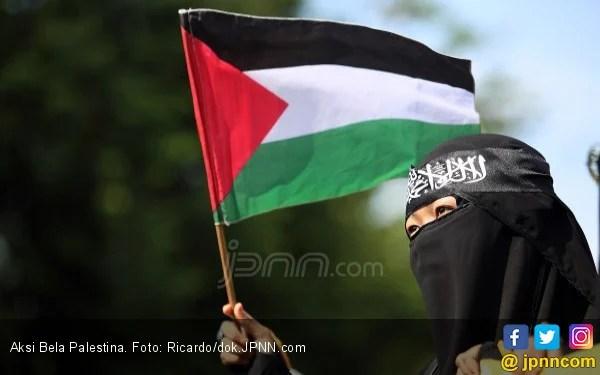 Indonesia Kutuk Tindakan Israel, Begini Janji Jokowi kepada Rakyat Palestina