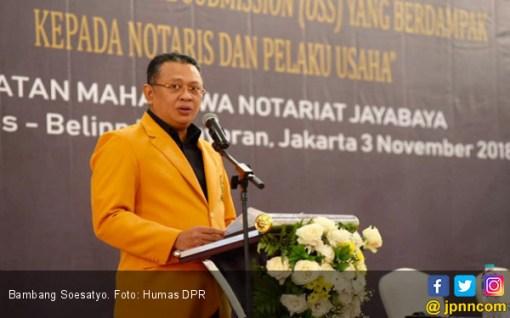 Ketua DPR: Mari, Berdemokrasi Dengan Keriangan - JPNN.COM
