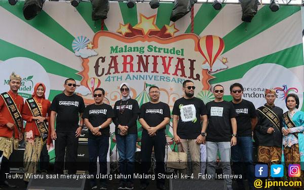 Teuku Wisnu Ikut Dorong Pariwisata Kota Malang Entertainment Jpnncom